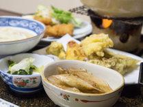 <夕食付>夕食付でも最終IN21時で便利★温泉と季節を味わう手作り料理