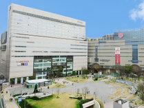 ・西鉄「福岡・天神駅」より直結ソラリア西鉄ホテルで極上のシティーリゾートを
