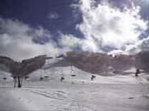 峰の原は穴場的ゲレンデ