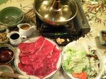 ★秋季★牛しゃぶしやぶ食べ方題プラン!ご飯も野菜も!