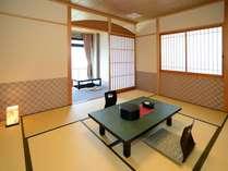 10帖+広縁付き展望風呂付き客室