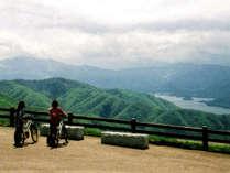 裏磐梯でダウンヒル体験!!マウンテンバイクで自然の風を感じる♪最高の瞬間!【素泊まり】
