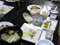 『湯沢田舎料理』