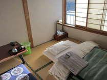 4.5畳和室です。