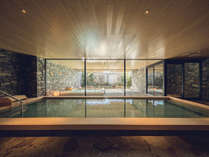 大浴場「檜の湯」