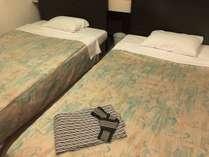 ツインルーム(ベッド2つ入ったお部屋です)