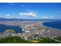 函館山からの景色♪