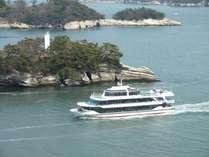 松尾芭蕉が愛した日本三景「松島」の観光は遊覧船クルーズがお勧め!点在する島々を間近でご覧頂けます☆