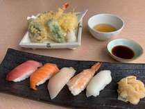 寿司・天ぷら食べ放題プラン