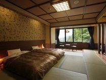 10畳和モダンツインルーム