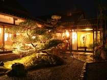 【外観】名刹・三千院門前のお宿