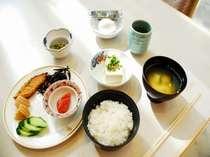 朝食_取り分け例