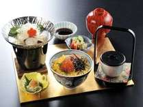 辛子めんたい膳(写真はイメージです)