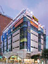 西武新宿駅前♪8~10F女性専用フロア直通エレベーター有