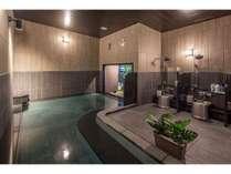 ラジウム人工温泉大浴場「旅人の湯」ご利用時間15:00-2:00、5:00-10:00