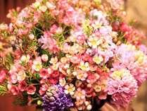 お花ピンク