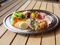 いの豚BBQ食材セット(4人前イメージ)