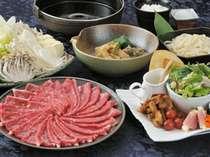 GW限定 すきやき肉(黒部和牛バラ肉)食べ放題♪