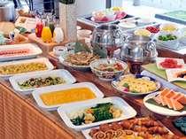 和洋30種類の朝食バイキング 1FCOO (6:30~10:00)