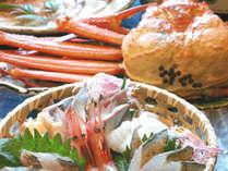 「紅ズワイガニ」上品で甘みがある肉と濃厚なカニミソが特徴