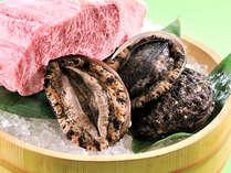 高級食材「鮑」と「国産牛」の初夏限定のコースをお楽しみ下さい
