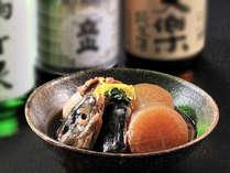 農山漁村の郷土料理百選において富山県の郷土料理として選定されている「ぶり大根」