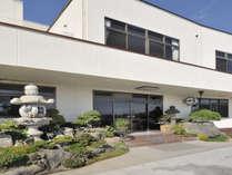 *外観/古都佐野の老舗旅館へようこそ。佐野駅から車で5分、佐野プレミアムアウトレットまで車で15分