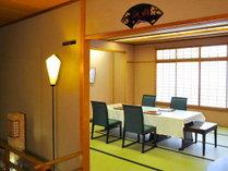 「嵯峨乃亭」/ご家族やカップルでのご利用など様々なシーンでお愉しみ頂けます。