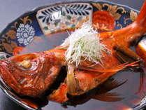 <別注>金目鯛の煮つけ ※予約プランあり