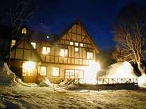 冬の夜のラポール