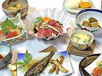 旬の素材をたっぷり使用★スタンダード夕食プラン(一例)