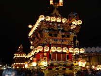 【じゃらん限定】日本三大美祭≪秋の高山祭≫&下呂温泉でリフレッシュ♪<イン23時可能/朝食付き>