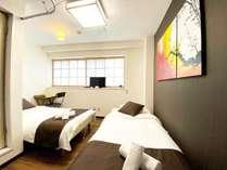 ツインルーム303号室
