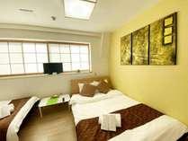 ラージツインルーム501号室