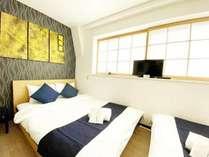 ラージツインルーム503号室
