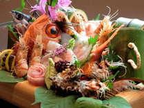 夏の魚匠懐石《素材自慢の新鮮地魚をお造り・煮付・しゃぶしゃぶで◇◆但馬牛も!◆◇》