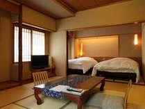 「若葉」和室8畳+ベッドルーム