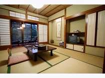 旧館・客室一例(ハ゛ス・トイレ無和室)【高速無線LANでインターネット接続可】