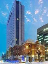 【旭川市内最高層ホテル】館内4店舗レストラン、バー、スパなど充実の設備