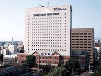【全景】道北地区最高レベルの老舗ホテルとして最高のサービスをご提供いたします。