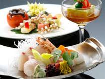 【萩の四季・味覚自慢】料理長おすすめの萩・日本海の旬を楽しむ特選料理コース♪歴史に食に、萩堪能。