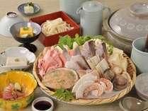 ◆お手軽に温泉を◆当館スタンダードプラン◎寄せ鍋【お鍋でほっこ りプラン】