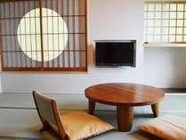 3階:つばき リニューアルしてゆったり過ごせる客室です。