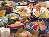 【じゃらんnet限定】 <貸切露天風呂付>得☆得! 鳥取牛フィレステーキ会席(お部屋食)