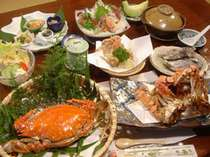 旬の食材をとりいれた有明海地場料理