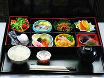 *【朝食/一例】バランスのとれた多彩なメニュー