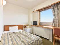 *【客室一例】シングルルーム(バストレイ付)/一人旅&ビジネスのお客様におすすめ
