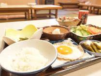 *【朝食】手作り朝食でご提供しております。(一例)