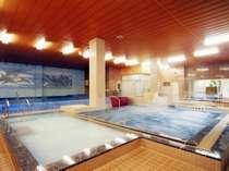 【大浴場】 健康ランド自慢の24のお風呂・サウナ。※宿泊のお客様無料。