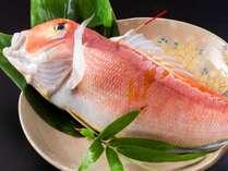 身のふわふわな甘鯛 食材イメージ